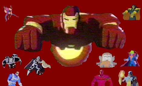 [ Welcome to DRG4's Iron Man the Animated Series Page