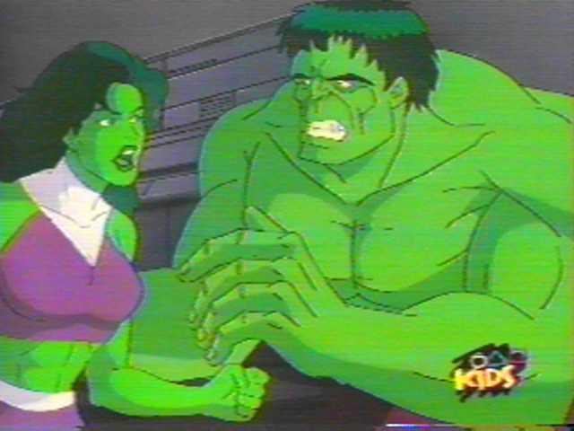 The incredible hulk - 4 9