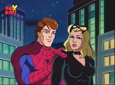 What If Spider-Man: The Animated Series...